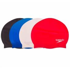 Шапочка для плавання дитяча Speedo Plain Flat Silicone Cap, код: 8709931959-S52
