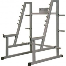 Стойка для приседаний InterAtletika Gym Business, код: BT309