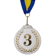 Медаль нагородна PlayGame 65 мм, код: 355-3