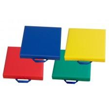 Набір сидіння квадратні Tia-Sport 4 шт, код: sm-0183