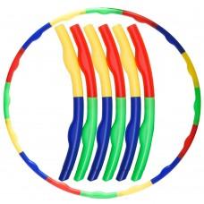Обруч массажный FitGo Hula Hoop 770 мм, код: FI-308