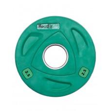 Диск олімпійський HouseFit OR-102-2.5 2,5 кг, код: К00010979