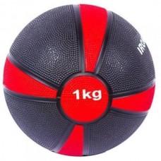 Медбол IronMaster 1 кг 190 мм, код: IR97801F-1