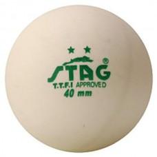 Мячи для настольного тенниса Stag 3 шт, код: TTBA-400-ЕА