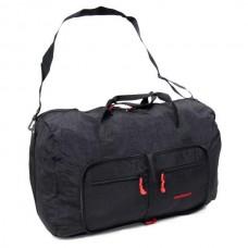 Сумка дорожня Members Holdall Ultra Lightweight Foldaway Small Black 39 л, код: 922789