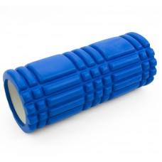 Масажний ролик Sportcraft 330 x 140 мм синій, код: ES0034
