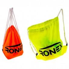 Сумка-рюкзак Ronex оранжевый/салатный, код: RX-BG-1