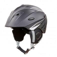Шлем горнолыжный с механизмом регулировки Moon M-L/55-61 см, код: MS-6287-S52
