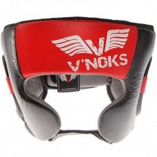 Боксерский шлем V`noks Potente Red, код: RX-40221