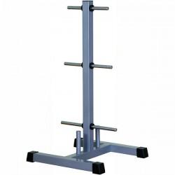 Стойка под грифы и диски (25 мм.) InterAtletika Gym Business, код: BT406