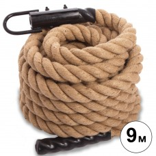Канат для кроссфита CrossGym Combat Battle Rope, код: FI-0910-9