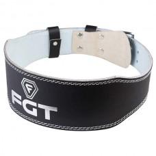 Пояс атлетический узкий FGT XL черный, код: F14023XL