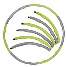 Обруч масажний Hula Hoop SportVida 1000 мм, код: SV-HK0339