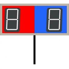 Табло для единоборств LedPlay (500х230), код: BS1501