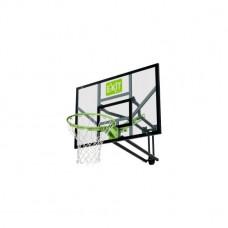 Щит баскетбольний Exit Galaxy зелений / чорний, код: 46.01.10.00-S