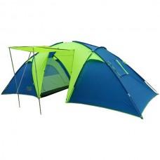 Палатка 6-местная GreenCamp, код: GC1002