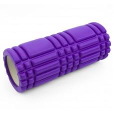 Масажний ролик Sportcraft 330 x 140 мм фиолетовый, код: ES0036