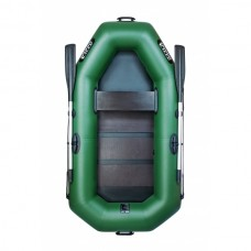 Надувний човен Ладья зі слань-ковриком 2200 мм, код: ЛТ-220-С