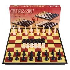 Шахматы, шашки ChessTour, код: 3208А