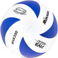 Мяч волейбольный Mikasa, код: MVA300PU