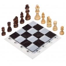 Шахові фігури дерев'яні ChessTour, код: 301P-S52