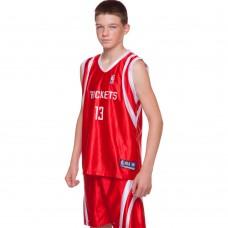 Форма баскетбольна підліткова SP-Sport NBA Lakers 24 M-XL, код: CO-0038-S52