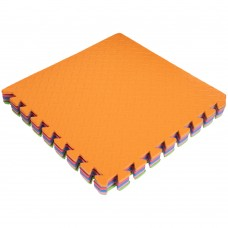 Килимок-мат пазл набір FitGo 500x500x10 см (6 шт), код: C-3462-S52