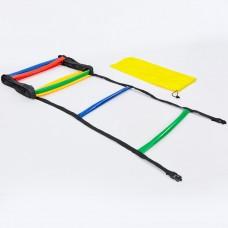 Координационная лестница мягкая PlayGame 6 м, код: FB-0503-6