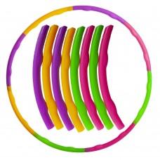 Обруч массажный FitGo Hula Hoop 890 мм, код: FI-154165