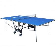 Теннисный стол любительский GSI-Sport (синий), код: GK-04