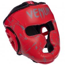 Шолом боксерський дитячий Venum з повним захистом SM, код: BO-0394-S52