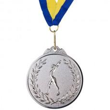 Медаль наградная PlayGame 65 мм, код: 352-2