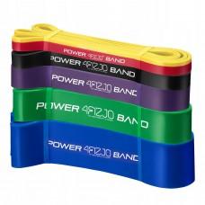 Еспандер-петля 4Fizjo Power Band 6 шт 2-46 кг, код: 4FJ0064