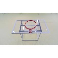 Ферма баскетбольная фиксированная PlayGame FIBA (без щита), код: SS00066-LD