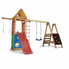 Дитячий ігровий комплекс PLAYBABY Babyland 3760х1800х2400, код: Babyland-24