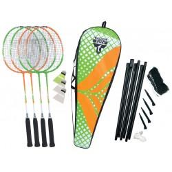 Набор для бадминтона Talbot Torro Badminton Set 4 Attacker Plus, код: 449406