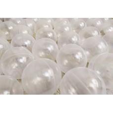 Кульки для сухого басейну прозорі Tia-Sport 100 шт, код: sm-0512