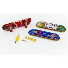 Фингерборд-мини скейт PLAYBABY, код: SK-9905