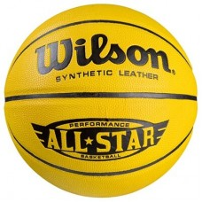 М'яч баскетбольний Wilson AllStar №7, код: W293-9L-WS