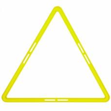 Тренувальна підлогова сітка трикутна PlayGame Agility Grid 1 шт 480х420 мм, код: C-1414-S52