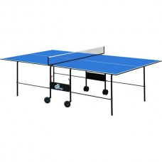 Теннисный стол любительский GSI-Sport (синий), код: GK-02