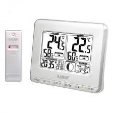 Метеостанция La Crosse WS6812 White/Silver, код: 922434