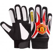 Перчатки вратарские юниорские PlayGame Manchester Size 4-7, код: FB-0028-08
