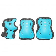 Комплект защитный SportVida L Blue/Grey, код: SV-KY0008-L