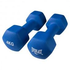 Гантелі Everlast 2х4 кг синій, код: 80024/4-WS