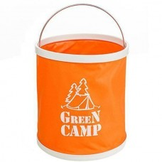 Ведро походное Green Camp 11 л, код: GC-B11R
