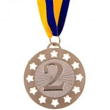 Медаль наградная PlayGame 65 мм, код: 349-2