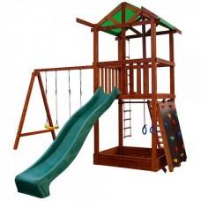 Детский игровой комплекс PlayBaby (Форт), код: PBK04