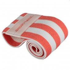Резинка для фітнесу та спорту із тканини SportVida Hip Band Size M, код: SV-HK0252