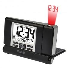 Проекционные часы La Crosse WT525 Black/Silver, код: 923252